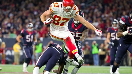 Chiefs Texans Football