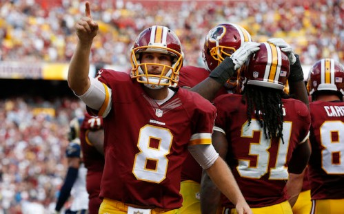 NFL: St. Louis Rams at Washington Redskins