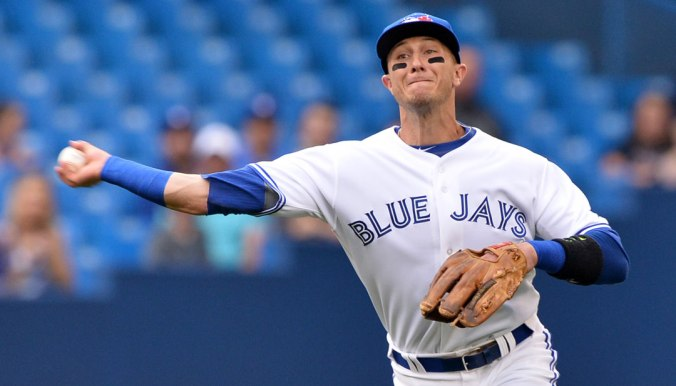 MLB: JUL 29 Phillies at Blue Jays